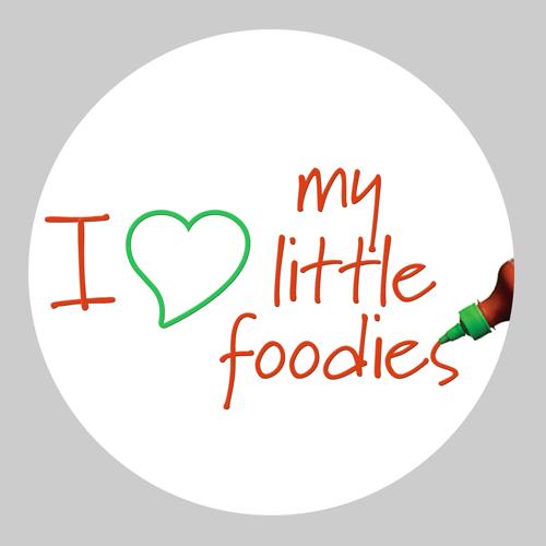 I Love My Little Foodies