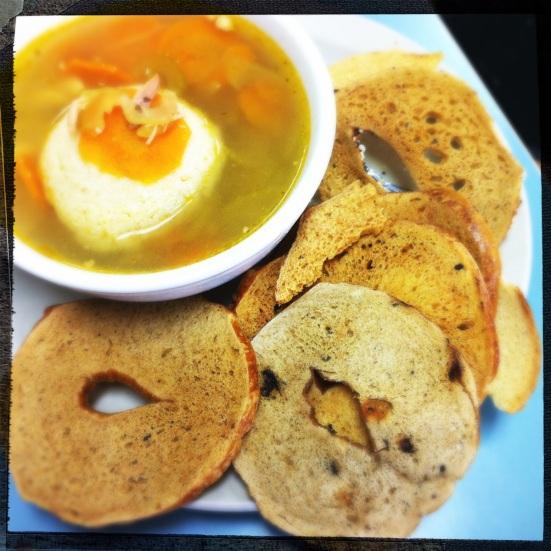 Matzoh Ball Soup
