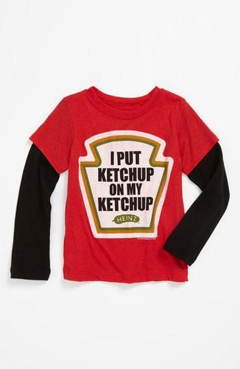 Nordstrom Ketchup Shirt