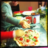 Pizza Party Playdate