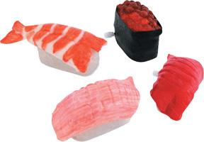 Wind Up Sushi