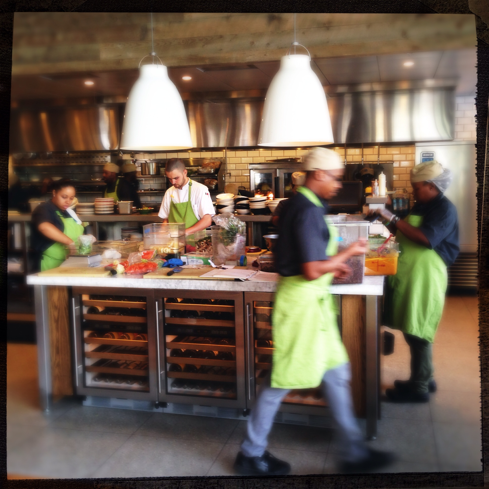 True Food Kitchen Cook setting a higher bar for our children at true food kitchen | my